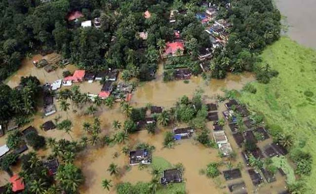 Everywhere in the catastrophic destruction in Kerala, the death figure crosses 350, relief measures at the battlefield- 10 things