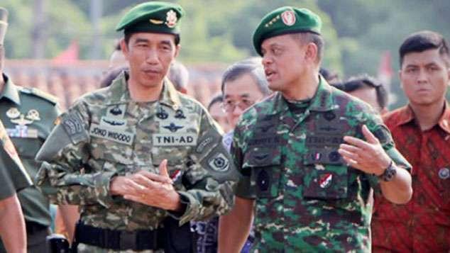 Ada yang Sengaja Memecah Hubungan Baik Presiden dan Panglima TNI