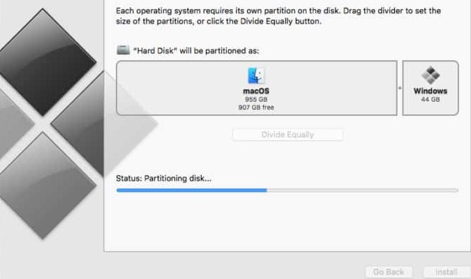 Mainkan Game PUBG Mobile lewat Platform MacBook atau MAC - Boot Camp