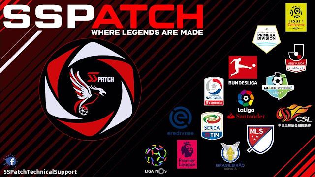 Patch PES 2017 Terbaru dari SSPatch V2