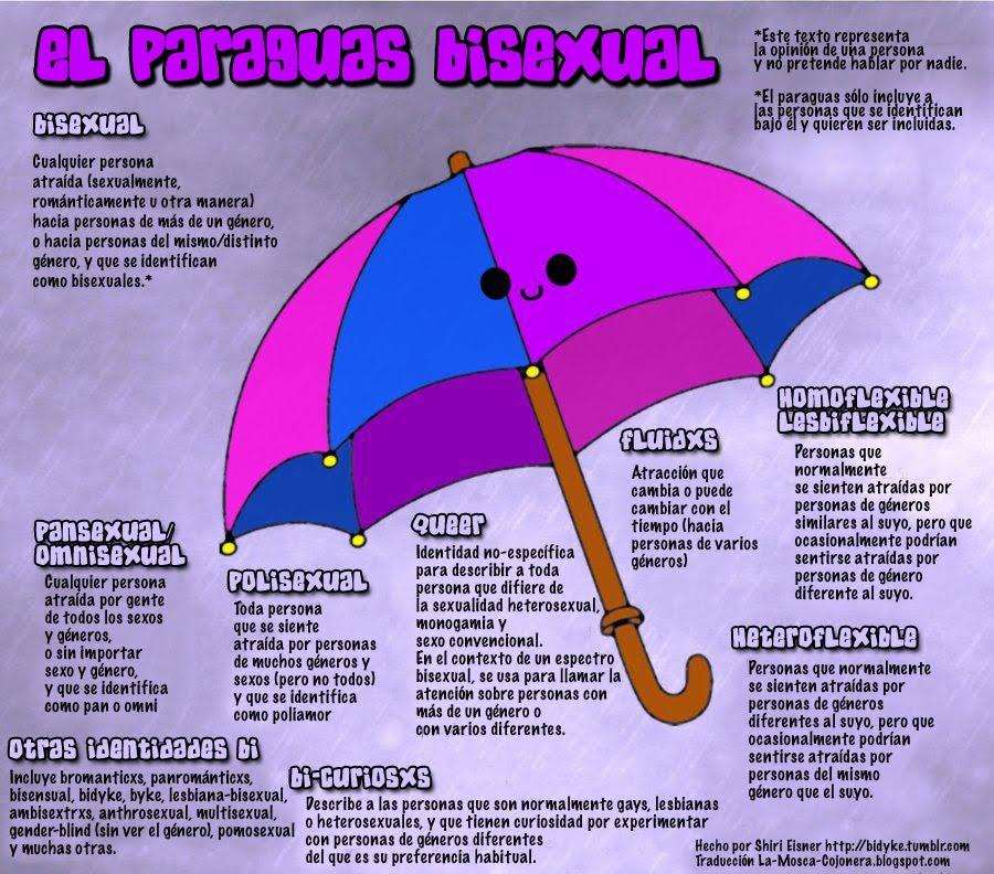 que se significado de bisexual