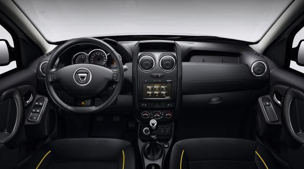 2017 Dacia Duster Interior