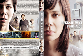 High Rise Rescue - Rescate en la Planta 55 - Cover DVD