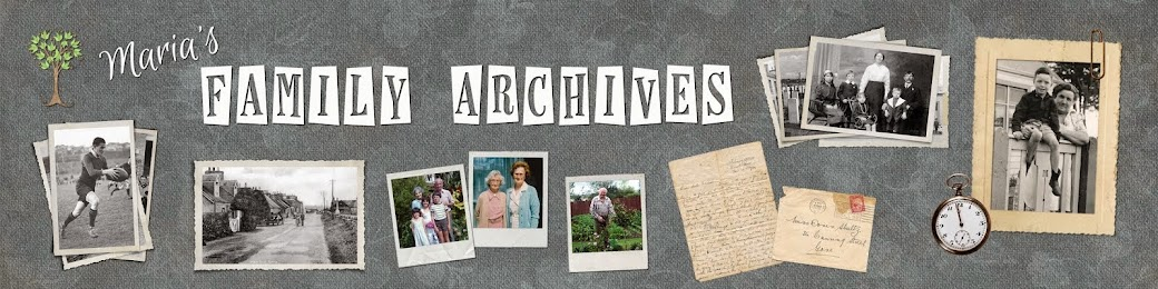 Maria's Family Archives