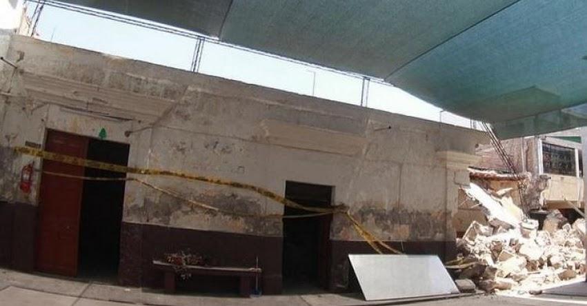 Tres de cada 10 colegios en Arequipa tienen problemas en infraestructura, informó la UGEL Sur