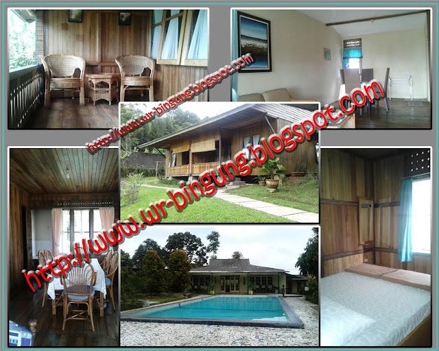 Villa Kembar Gunung Bunder