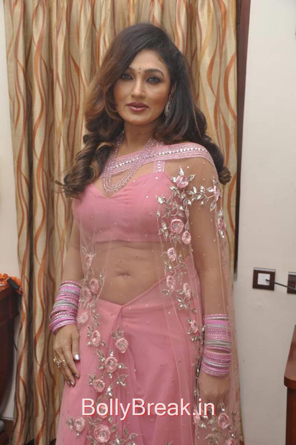 Ramya Sri Photoshoot Stills, Ramya Sri Saree Hot Pics, Ramya Navel Photo gallery 2015