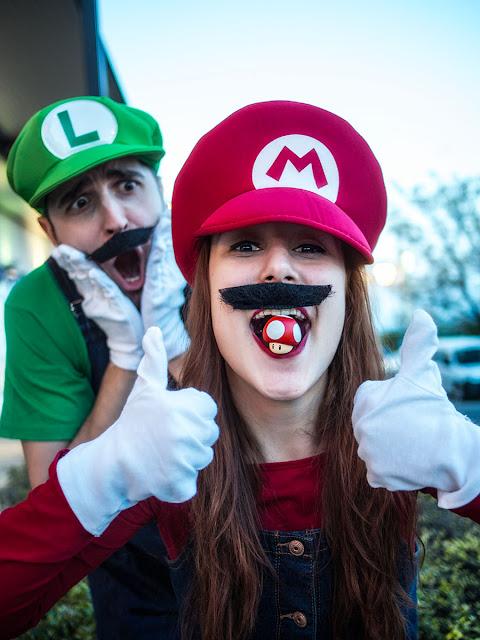 Mario y Luigi presentacion Nintendo Switch Mediamarkt