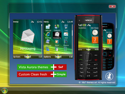 Free themes for Nokia X2-00