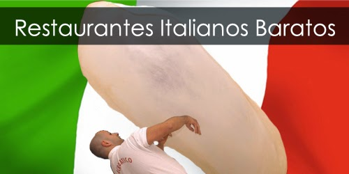 Restaurantes Italianos Baratos en Madrid