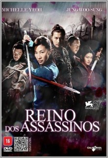 Reino dos Assassinos Dublado