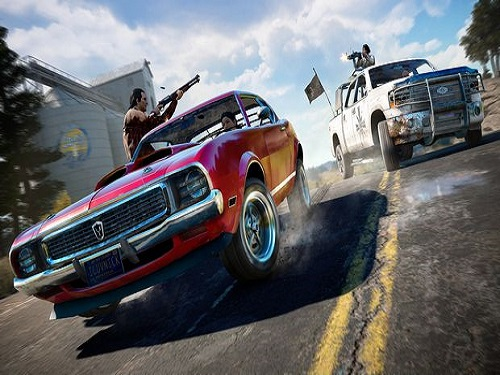 Far Cry 5 Game Free Download