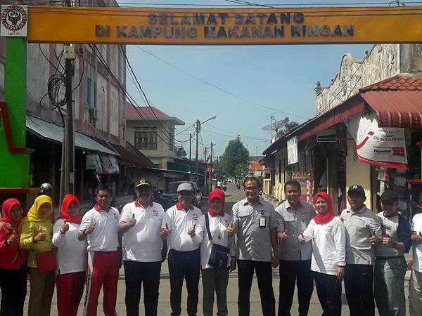 Jadi Kampung Makanan Ringan, Jalan Sempit di Kampung Perak Akan Diperlebar