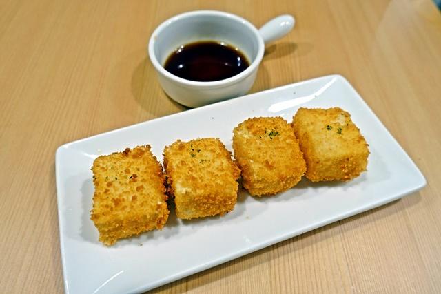 原粹蔬食作 Original Vegan黃金揚豆腐