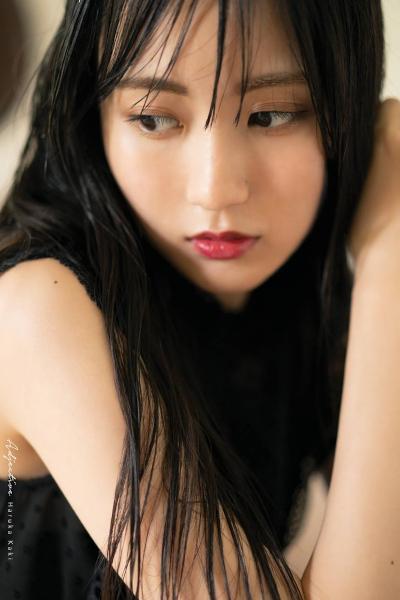 Haruka Kaki 賀喜遥香, Young Gangan 2020 No.17 (ヤングガンガン 2020年17号)