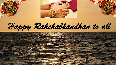 Happy Rakshabandhan to all
