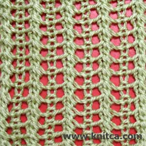 Knitca Nice And Easy Pattern For Summer Knits