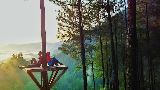 Bukit Pentulu Indah, Spot Asik Buat Santai di Kebumen