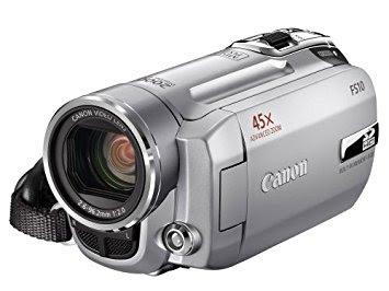 CANON FS10 MANUAL