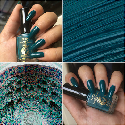 Alice in WonderNails: NAILS: Italy + Halal = ITHALY