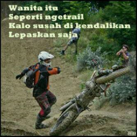 RIMBA Bekasi Adventure Trail comm