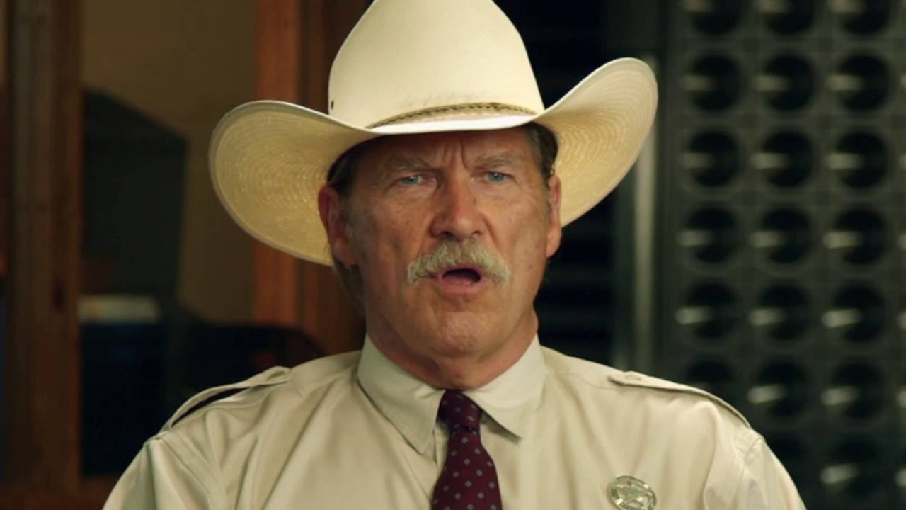 COMANCHERIA (Hell or High Water) Jeff Bridges