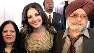 Sunny Leone Family Husband Parents children's Marriage Photos