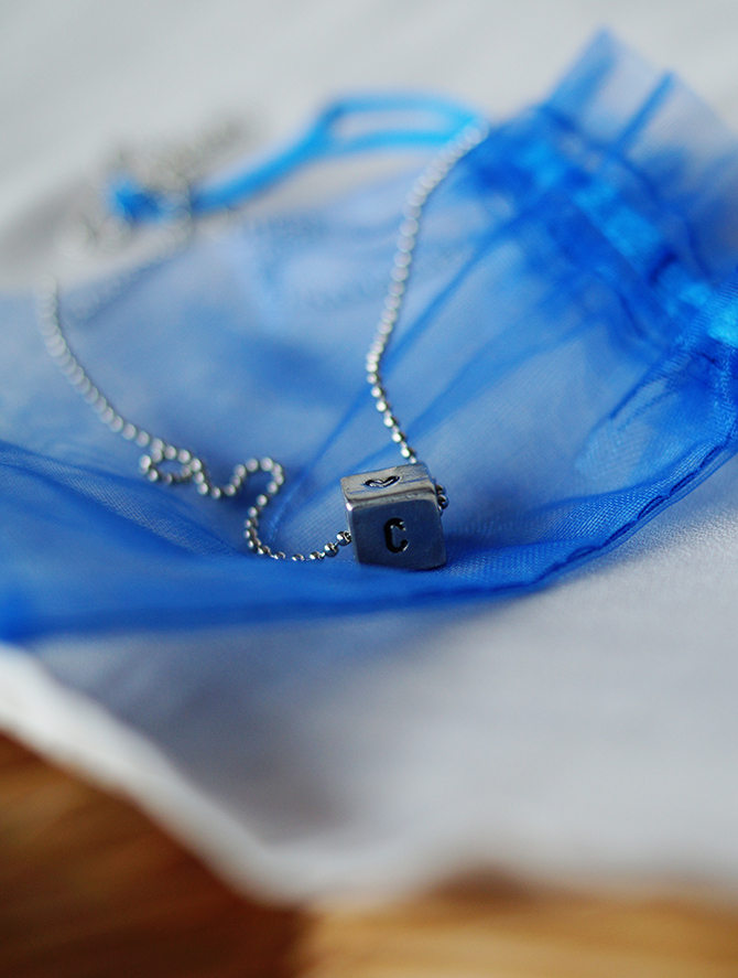 By Daisies ketting