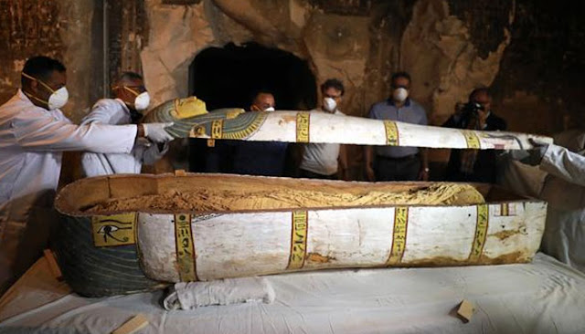 Ancient Tomb Unveiled in Egypt