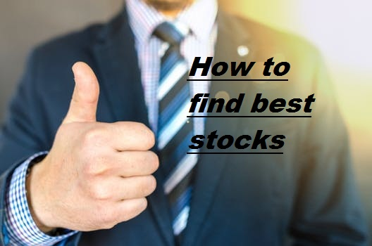 how to find best stocks