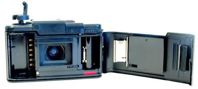 Olympus XA4 Macro, Film box