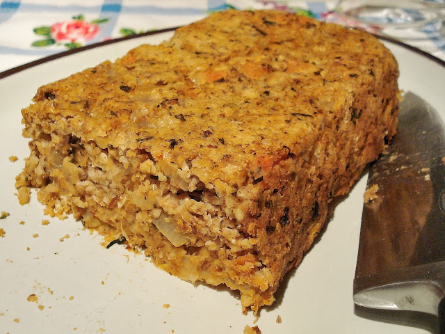 Grain Free Nut Roast