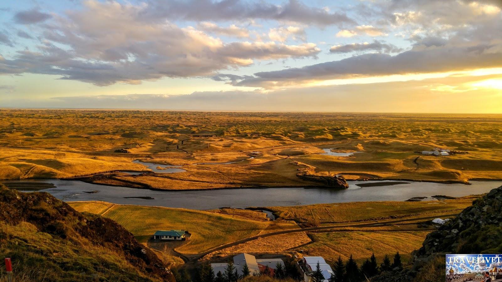 Islande : Kirkjubæjarklaustur