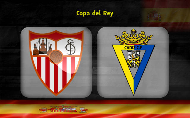 Sevilla vs Cadiz Full Match & Highlights 11 January 2018