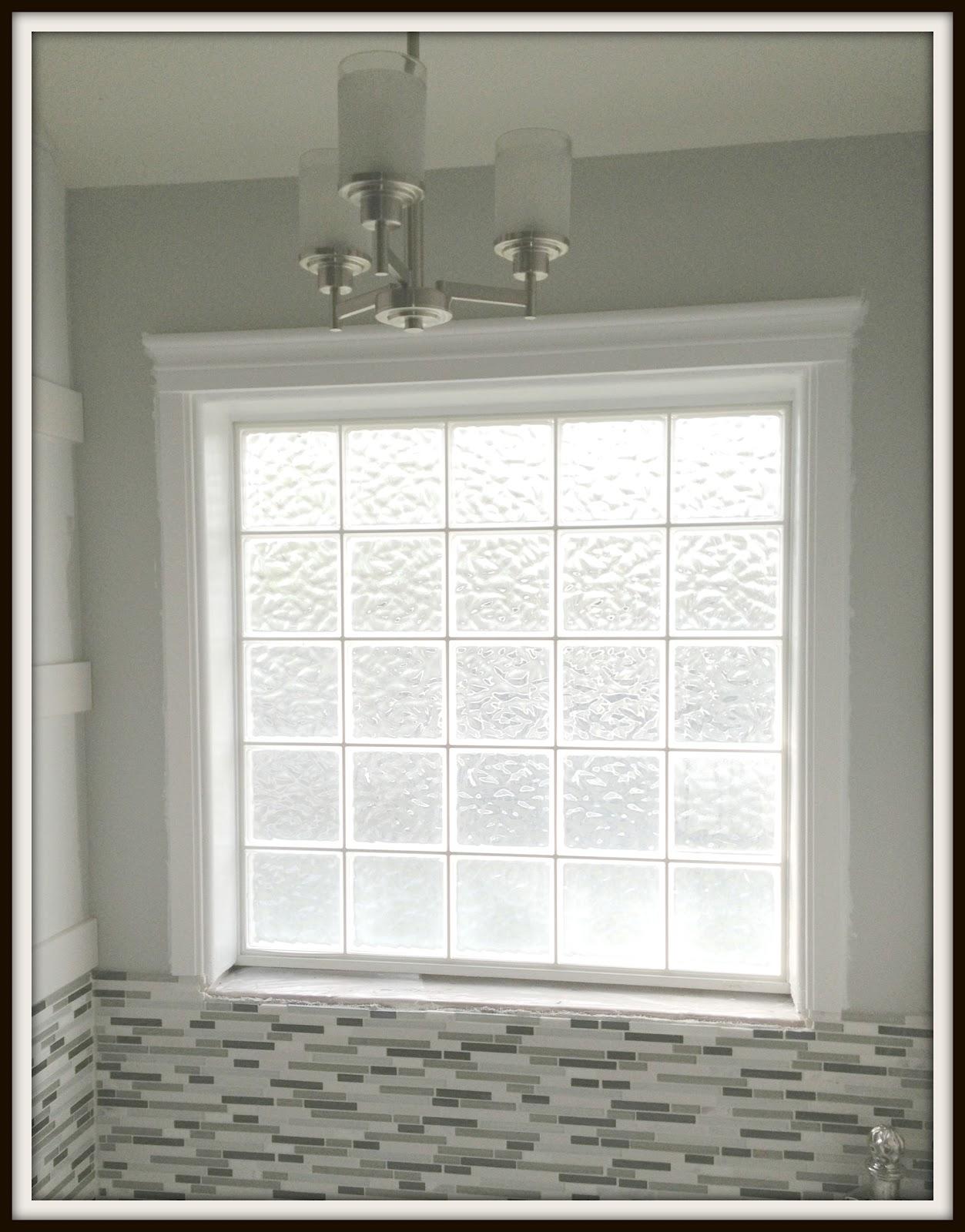 Bathroom Framed Wall Decor: Future House Design: Modern Glass Window Bathroom Design