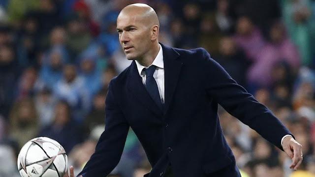 Zidane Senang CR7 Perpanjang Kontrak Di Madrid
