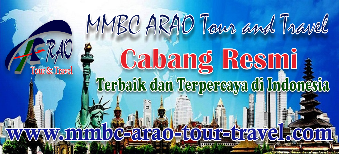 Banner MMBC ARAO Tour and Travel