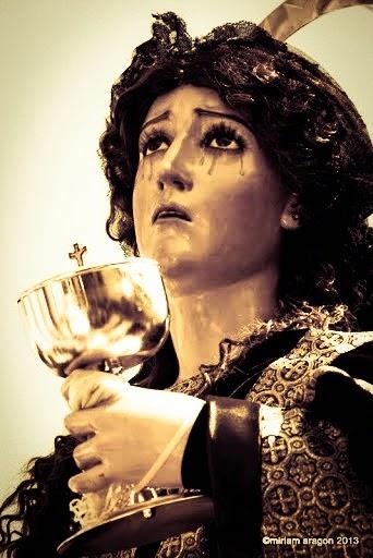 María Magdalena de Santo Domingo, Foto: http://joseguillermodelgado.blogspot.com