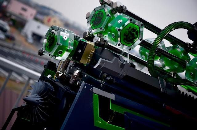 Project  EVGA RX-0 Agusta Psycho Frame By  Von carlo Rasonabe 17