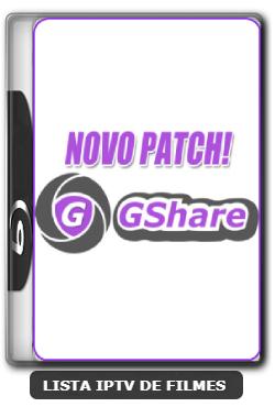Gshare Nova Atualização Patch Keys SKS 61w ON - 21-06-2020