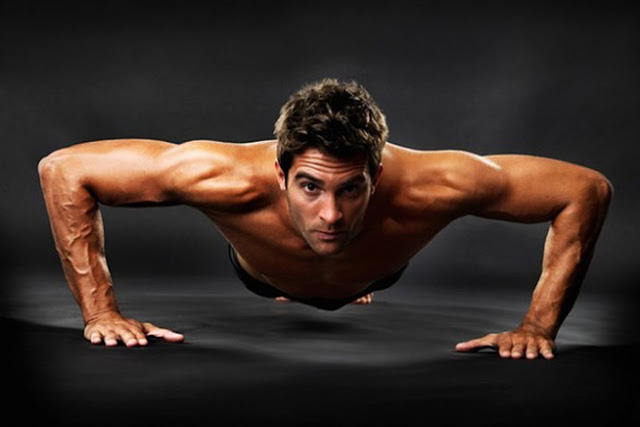 Αυτά είναι τα λάθη των αντρών στη γυμναστική....