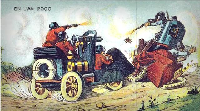 سيارات حربية