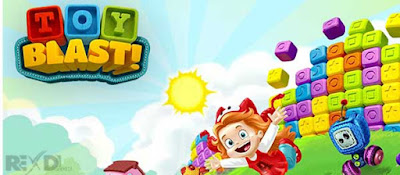 Toy Blast 6010 Apk + Mod Lives/Booster for Android Offline