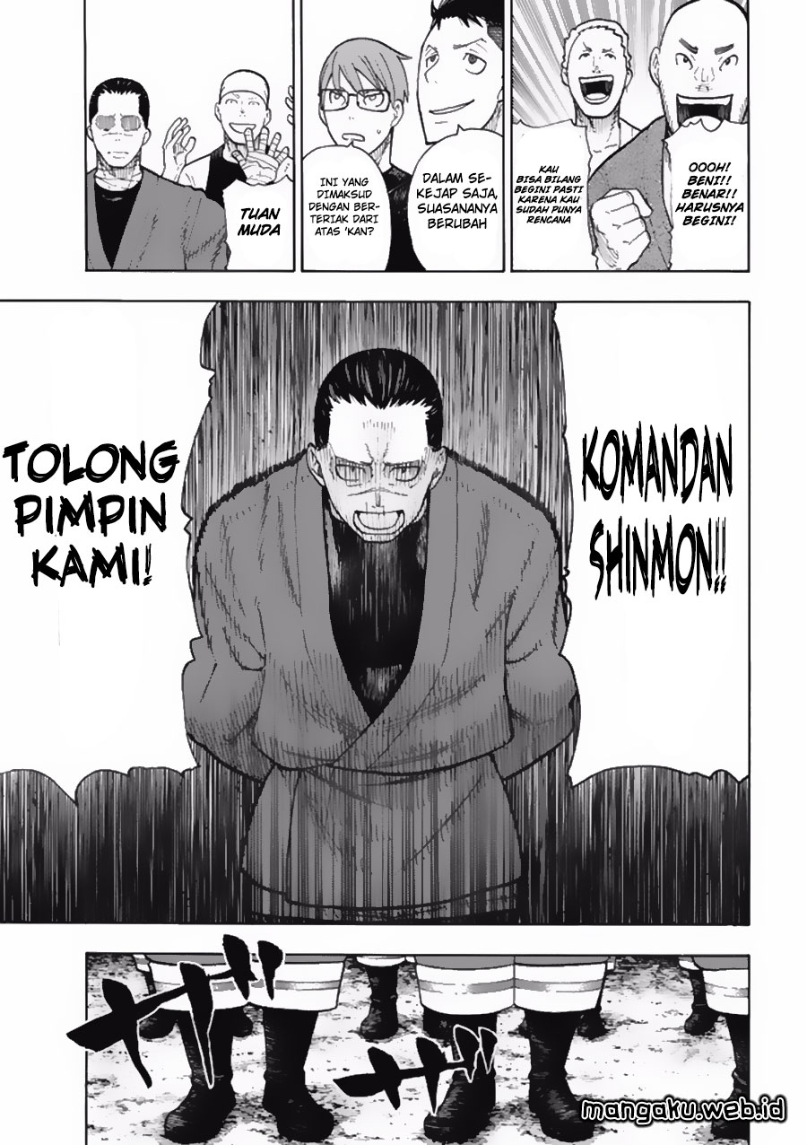 Fire Brigade of Flames Chapter 48-10