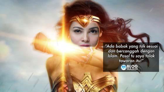 Raja Ilya Dituduh Kaki Kencing Selepas Dakwa Terpaksa Tolak Tawaran Marvel