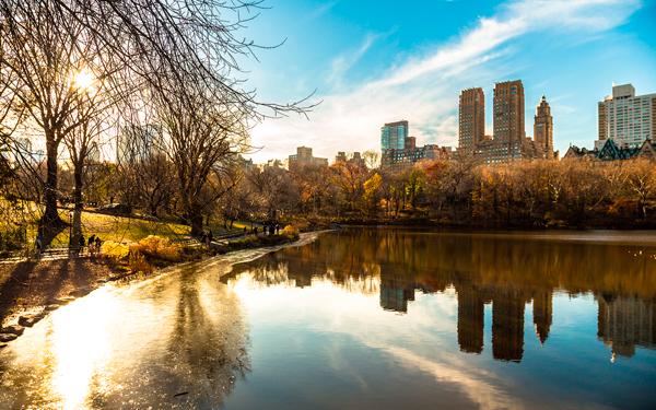 Central Park (Nueva York - EE UU)