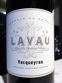 Lavau Vacqueyras 2014 (90+ pts)