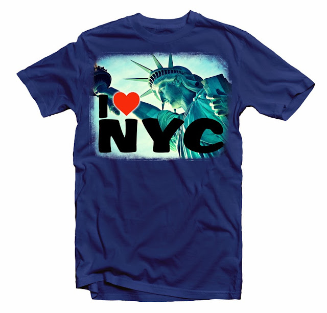 nyc tshirt design
