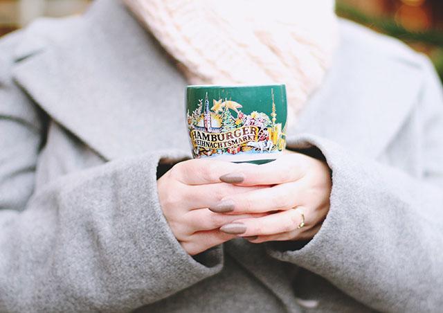 Hamburg Christmas Market Mug Cup 2016