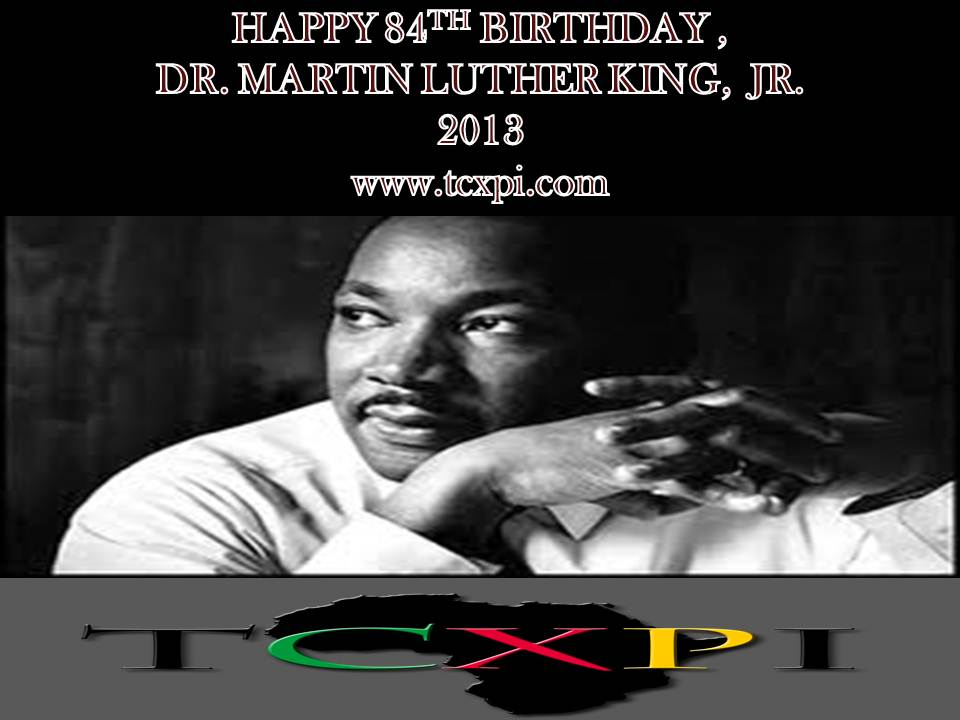 THE CHINUE X PROJECT, INC. (TCXPI): Happy Birthday Dr ...
